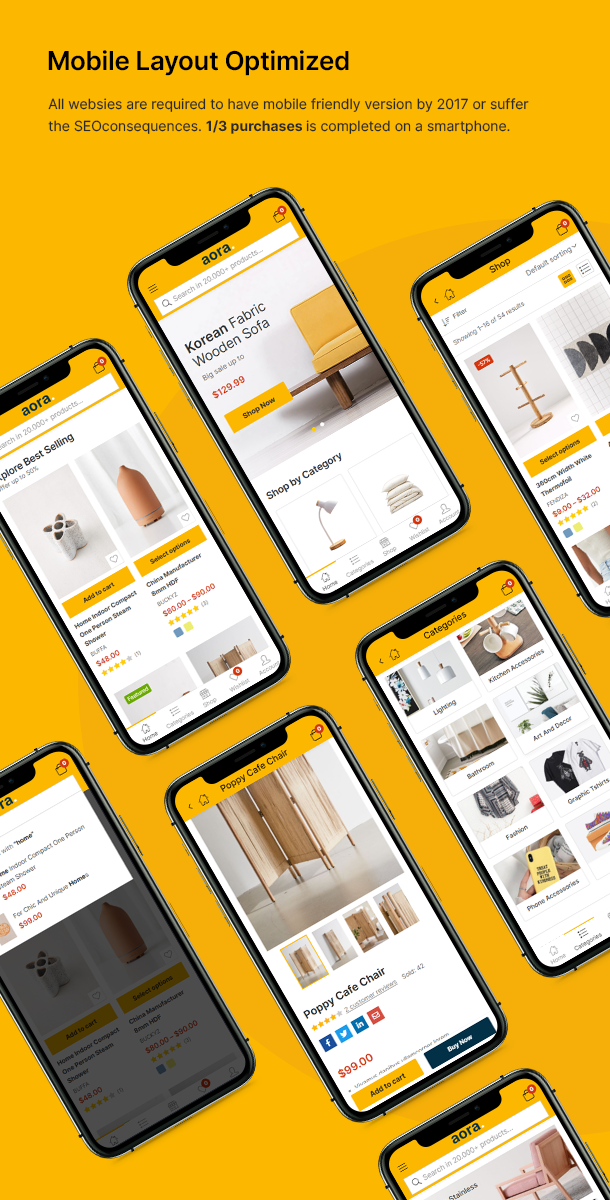 Aora - Home & Lifestyle Elementor WooCommerce Theme - 12