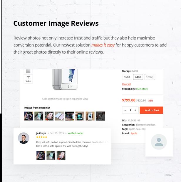 Besa - Elementor Marketplace WooCommerce Theme - 16