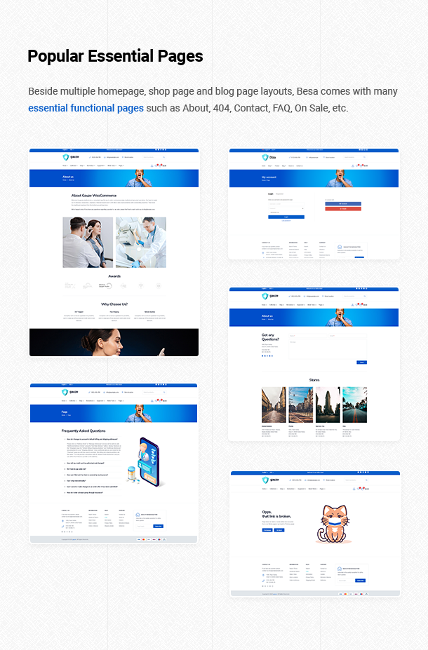 Diza - Pharmacy Store Elementor WooCommerce Theme - 18