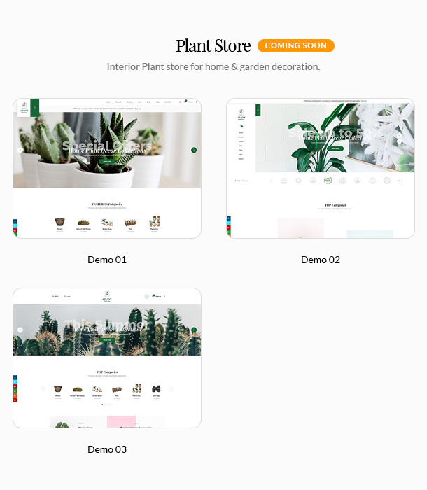 GreenMart – Organic & Food WooCommerce WordPress Theme - 11