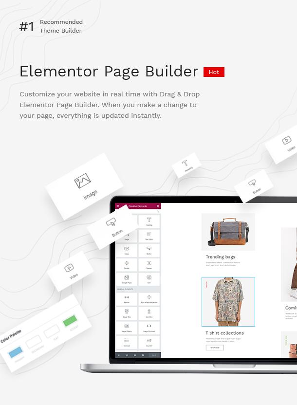 Kera - Fashion Elementor WooCommerce Theme - 6
