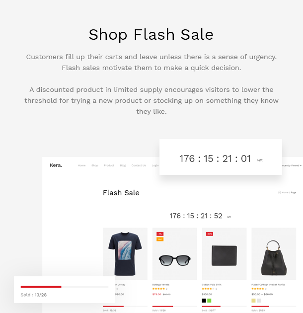 Kera - Fashion Elementor WooCommerce Theme - 12