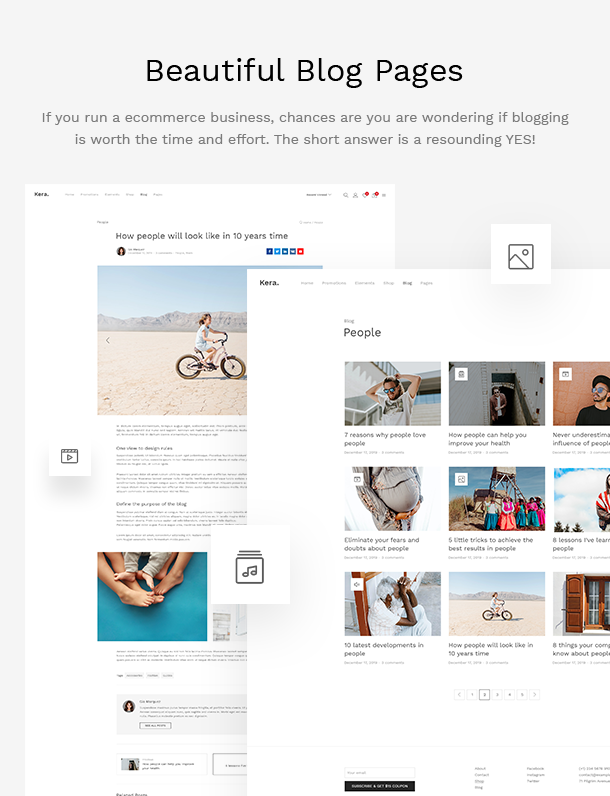 Kera - Fashion Elementor WooCommerce Theme - 15
