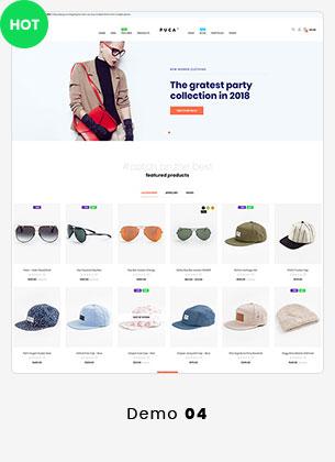 Puca - Optimized Mobile WooCommerce Theme - 19