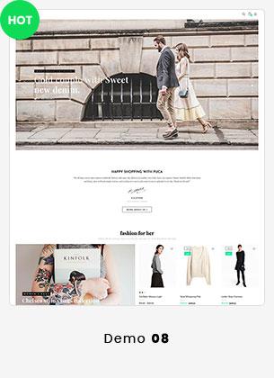 Puca - Optimized Mobile WooCommerce Theme - 39