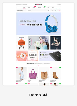Puca - Optimized Mobile WooCommerce Theme - 52