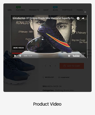 Puca - Optimized Mobile WooCommerce Theme - 92